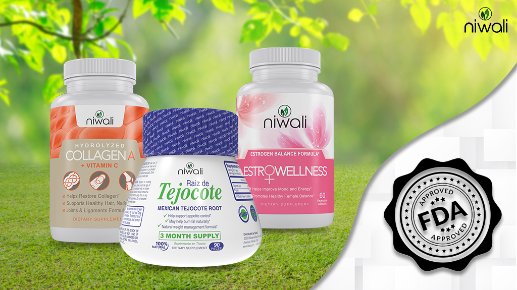 Niwali FDA Approved Products