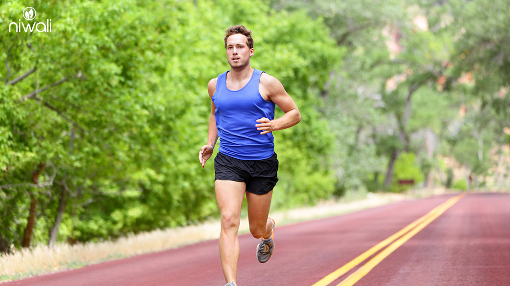 Testosterone boosting supplement